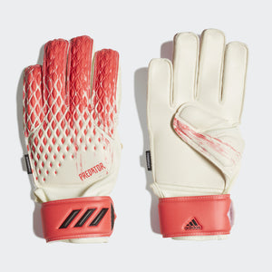 Kids' adidas Predator 20 Match Fingersave Gloves