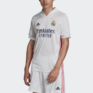 Men's adidas Real Madrid 20/21 Home Jersey