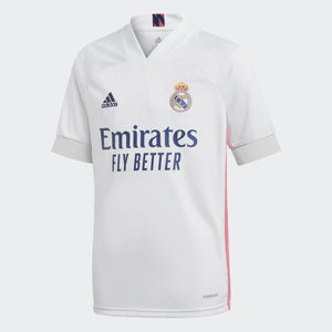 Kids' adidas Real Madrid 20/21 Home Jersey