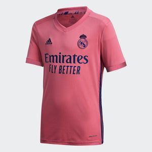 Kids' adidas Real Madrid 20/21 Away Jersey
