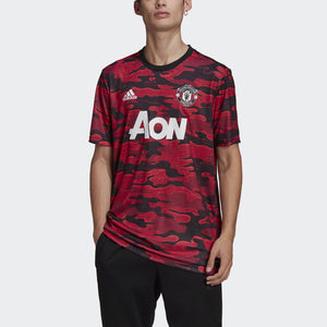 Men's adidas Manchester United Pre-Match Jersey