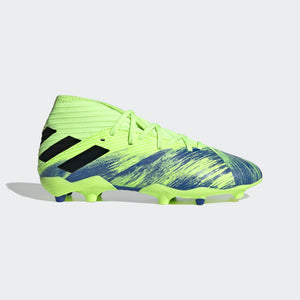 Kids' adidas Nemeziz 19.3 Firm Ground Boots