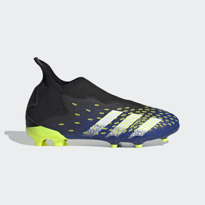 Kids' adidas Predator Freak.3 Laceless Firm Ground Boots