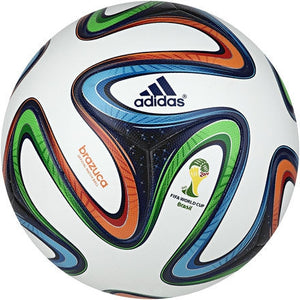 Adidas - Adidas Brazuca Official World Cup 2014 Match Ball - La Liga Soccer