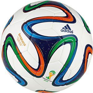 Adidas - Adidas Brazuca 2014 Competition Ball - FIFA Approved - La Liga Soccer