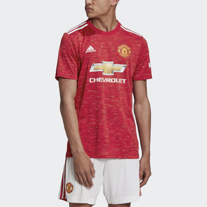 Men's adidas Manchester United 20/21 Home Jersey