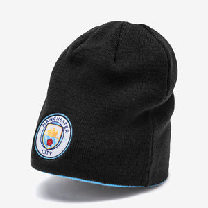 Puma Manchester City FC Reversible Beanie