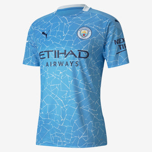 Puma Manchester City FC 20/21 Home Replica Jersey