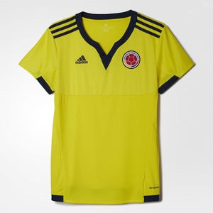 Adidas - Adidas Colombia Home Women's Jersey 15 - La Liga Soccer