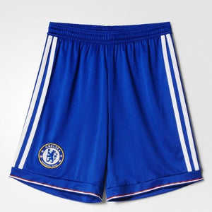 Adidas - Adidas Youth Chelsea FC Home Replica Player Shorts 16 - La Liga Soccer