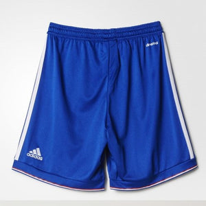 Adidas Youth Chelsea FC Home Replica Player Shorts 16 - La Liga Soccer - 1