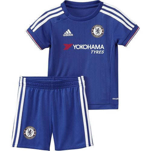 promo code 82c64 76ff1 adidas Chelsea FC Home Baby Kit 16
