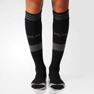 Adidas - Adidas AC Milan Home Replica Player Socks 1 Pair - La Liga Soccer