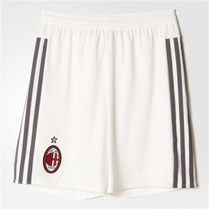 Adidas - Adidas Youth AC Milan Player Shorts - La Liga Soccer