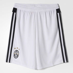 Adidas - Adidas Juventus FC Home Replica Youth Player Shorts - La Liga Soccer