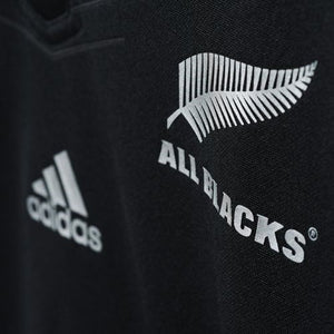 Adidas - Adidas All Blacks Rugby World Cup 15 Home Jersey - La Liga Soccer