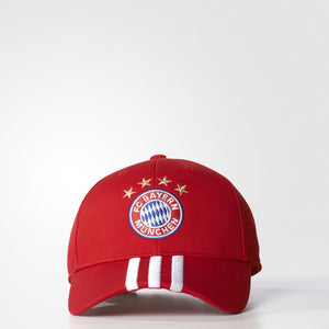Adidas FC Bayern Munich 3-Stripes Cap