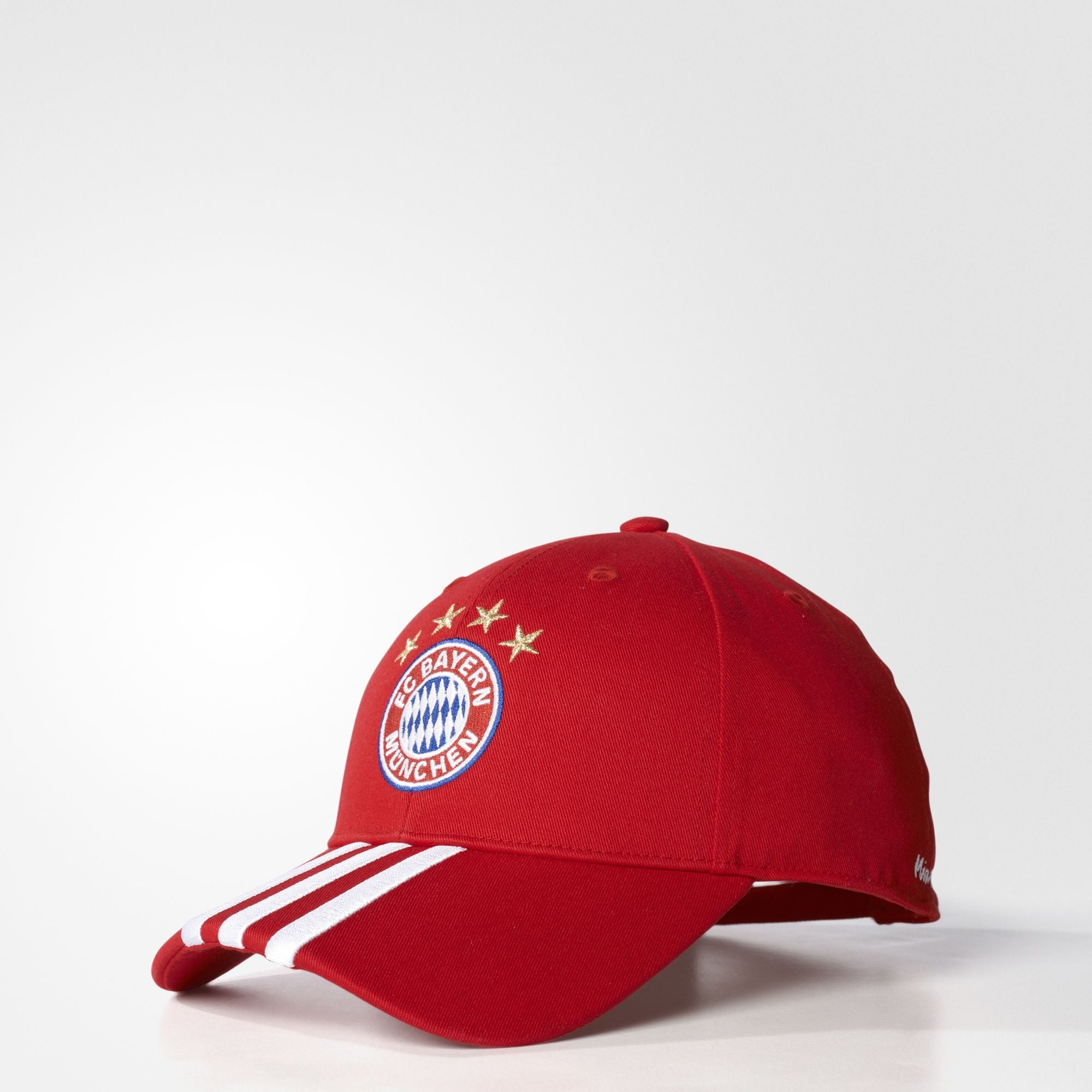 adidas fc bayern munich 3 stripes cap la liga soccer. Black Bedroom Furniture Sets. Home Design Ideas