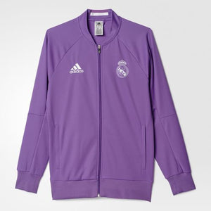 Adidas - Adidas Real Madrid Away Anthem Jacket 17 - La Liga Soccer