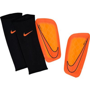 Nike - Nike Mercurial Lite Shinguard (Total Orange) - La Liga Soccer