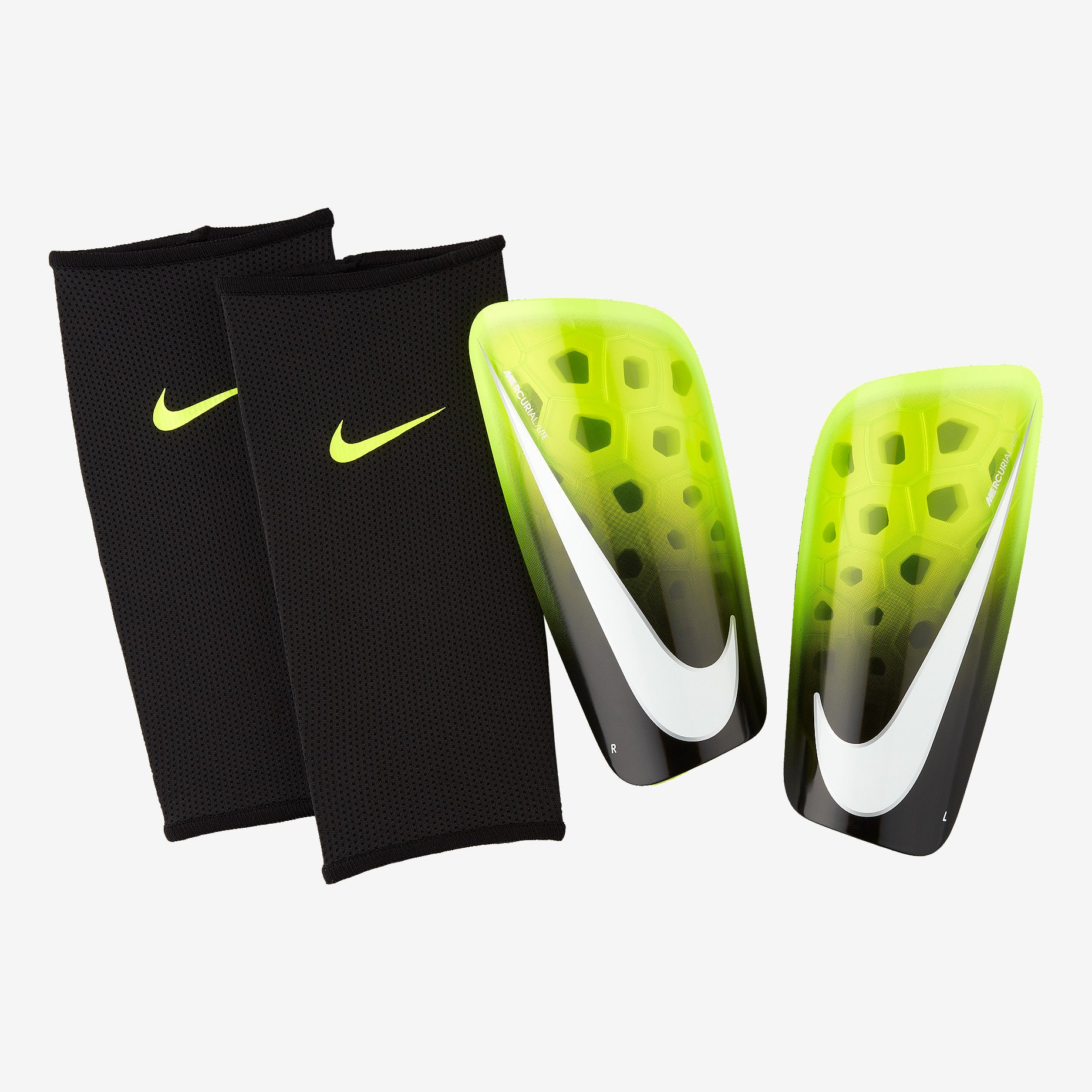 official photos e1f18 71b7c Nike - Nike Mercurial Lite Shin Guards - La Liga Soccer