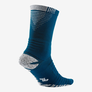 Nike - NIKEGRIP Strike Cushioned Crew Football Socks - La Liga Soccer