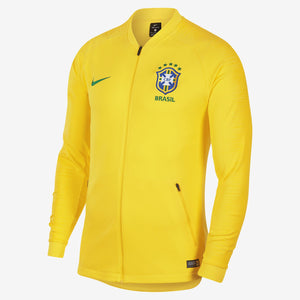 Nike Brasil CBF Football Jacket