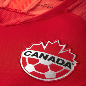 Canada Nike Strike 2019 Women's World Cup Jersey
