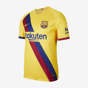 Men's Nike FC Barcelona 2019/20 Stadium Away Jersey