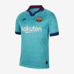 Men's Nike FC Barcelona 2019/20 Stadium Third Jersey