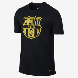 Nike Men's FC Barcelona Crest T-Shirt