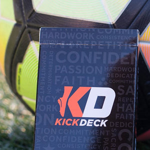 Kick Deck Training Cards