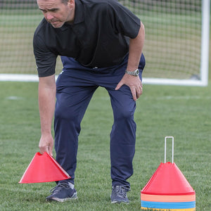 KwikGoal Disc Cone Carrier