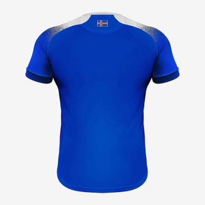 Errea Iceland Authentic Home Jersey World Cup 2018