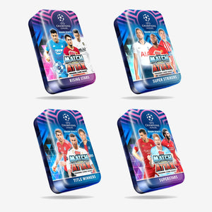 Topps UEFA Champions League Match Attax Midi Tins