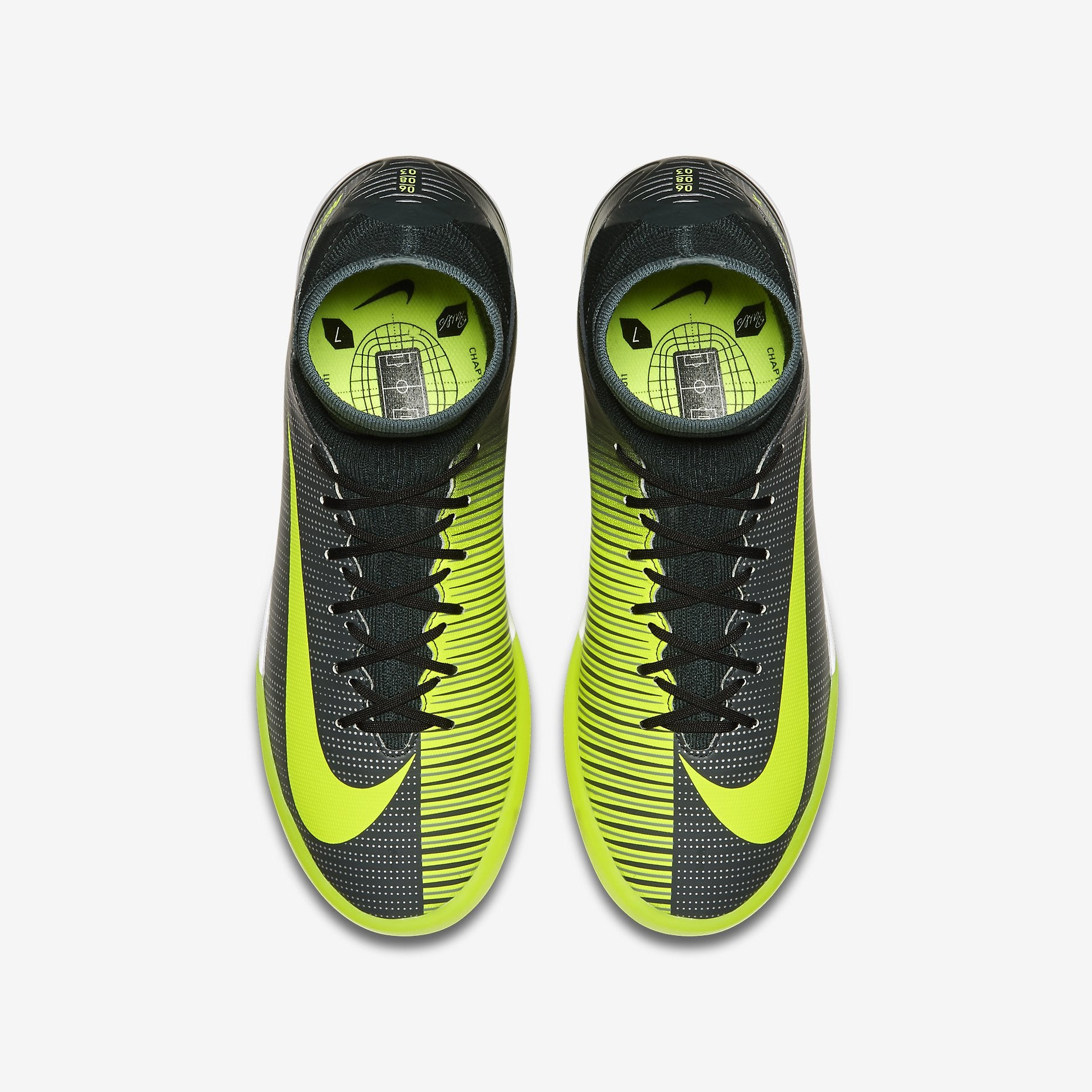good quality 2018 sneakers buy best Nike Junior MercurialX Proximo II CR7 IC