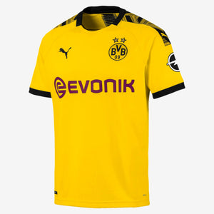 Puma Men's BVB Home Replica Jersey
