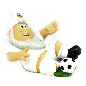 La Liga Soccer - Real Madrid FC Sliding Tackle Mini Gnome - La Liga Soccer