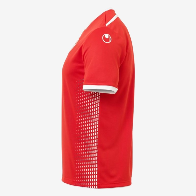 best website c98f9 6275e Uhlsport Tunisia Away Jersey 2018/19