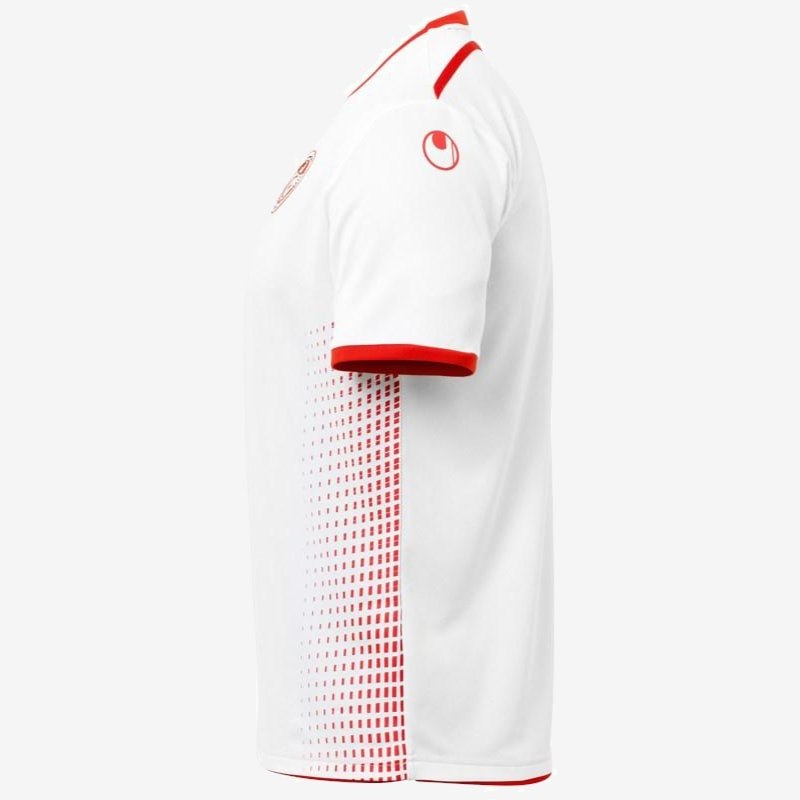 new concept d68a2 bf129 Uhlsport Tunisia Home Jersey 2018/19