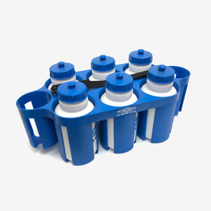 Umbro Water Bottle Carrier with Bottles