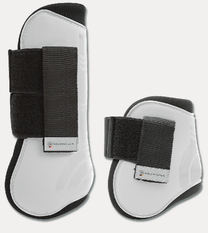 Pro Tendon & Fetlock Boots - Waldhausen - FULL- White