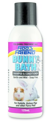 Fido's Friend - Bunny Bath 125ml