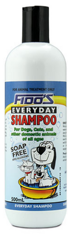 Fido's Dog Shampoo & Conditioner Varieties