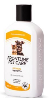 Frontline Pet Care - Shampoo 250mls