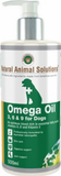 Natural Animal Solutions Omega Oil 3, 6 & 9 For Dogs & Horses