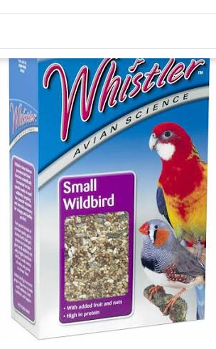 Whistler Small Wildbird Seed