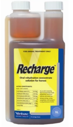 Virbac Recharge Horse 1L