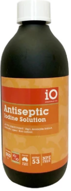 Independents Own Antiseptic Iodine