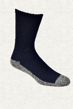 BAMBOO- 2-Pack 3-Yarn Work Socks